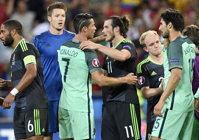 Autor de um dos gols, Cristiano Ronaldo se tornou o maior artilheiro da história da Eurocopa, ao lado de Platini
