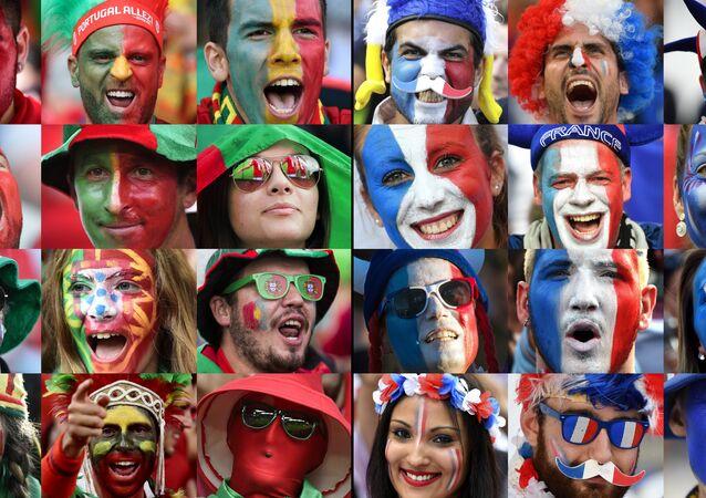 França e Portugal decidem título da Eurocopa em Saint-Denis