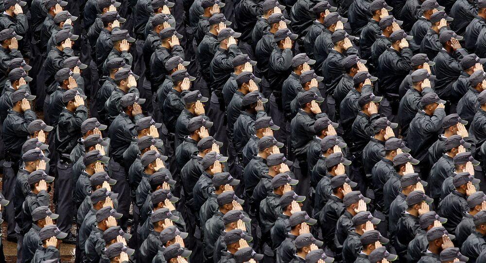 Polícia Militar de São Paulo