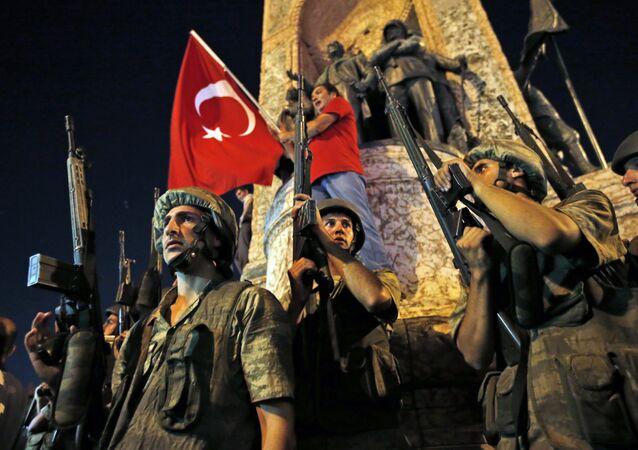Golpe militar na Turquia
