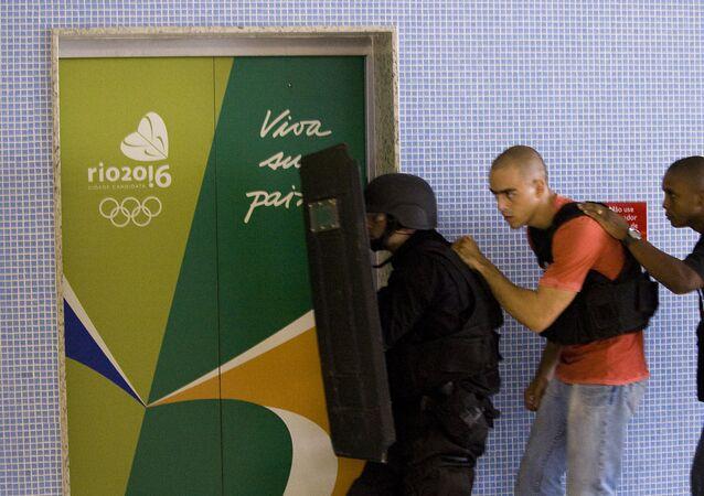 BOPE (Batalhão de Operações Policiais Especiais), a unidade de polícia brasileira