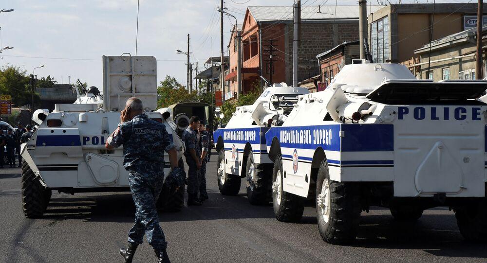 Detenções estariam relacionadas ao conflito com o Azerbaijão em Nagorno-Karabakh