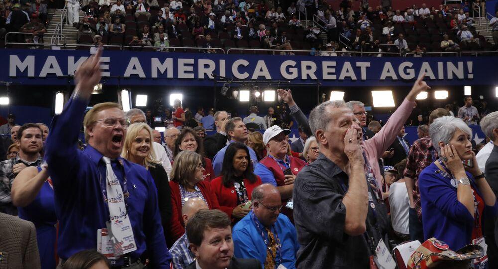 Convenção Nacional Republicana em Cleveland, Ohio