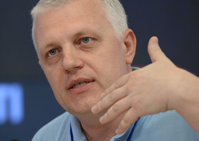 O jornalista russo, Pavel Sheremet