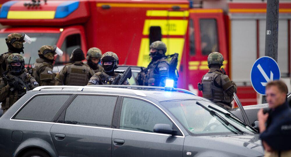 Polícia de Munique toma conta das ruas após tiroteios na cidade