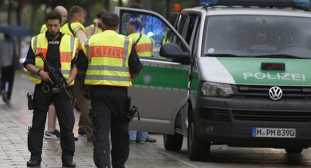 Polícia de Munique caça terroristas pelas ruas da cidade