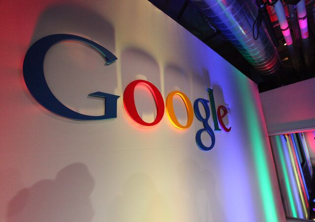 O logo do Google
