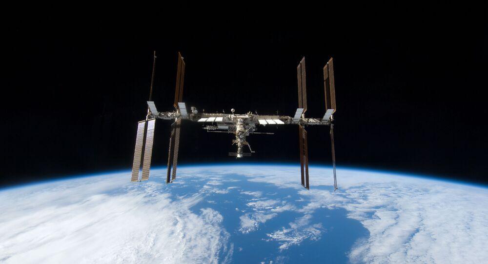 Estação Espacial Interacional (EEI)