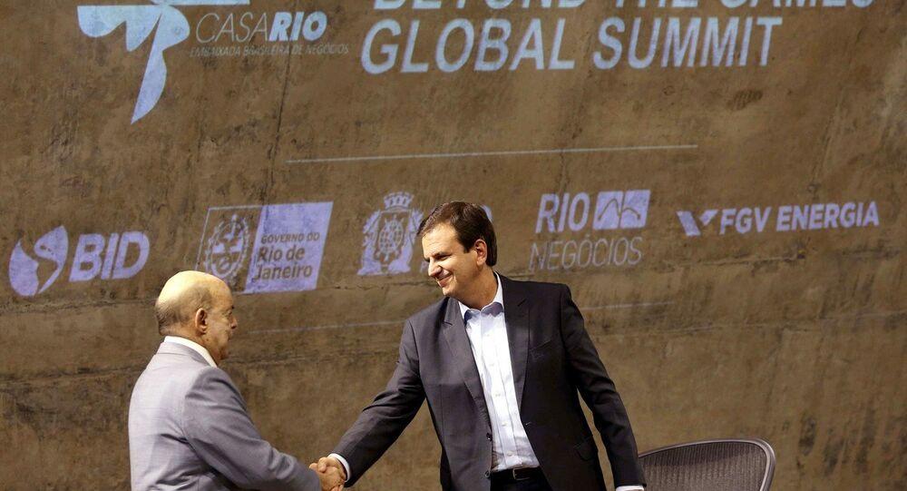 Rio dá a largada na rodada de investimentos