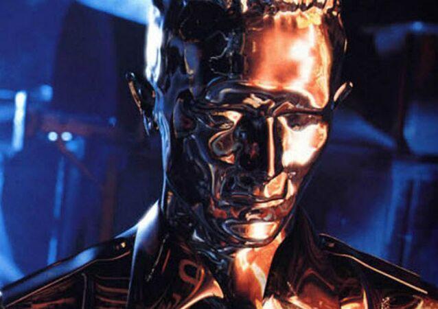 Robô liquido Exterminador