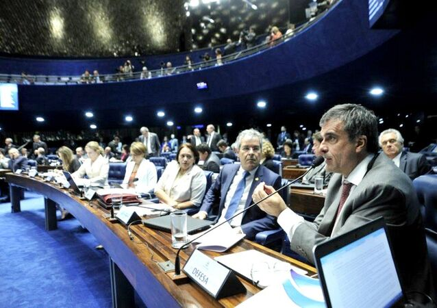 Senado decide hoje se Dilma vai a julgamento final