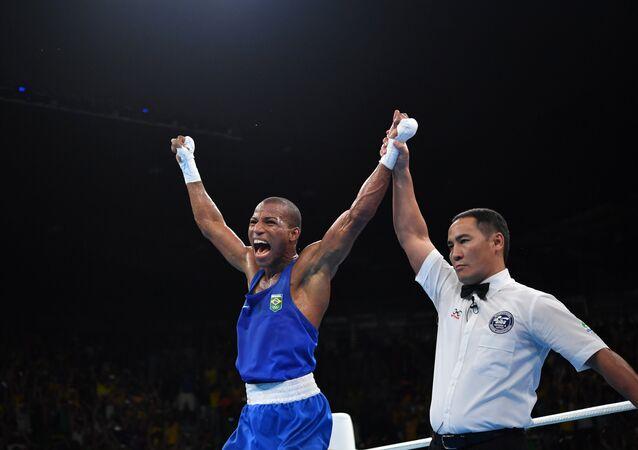 Robson Conceição, campeão olímpico do Brasil