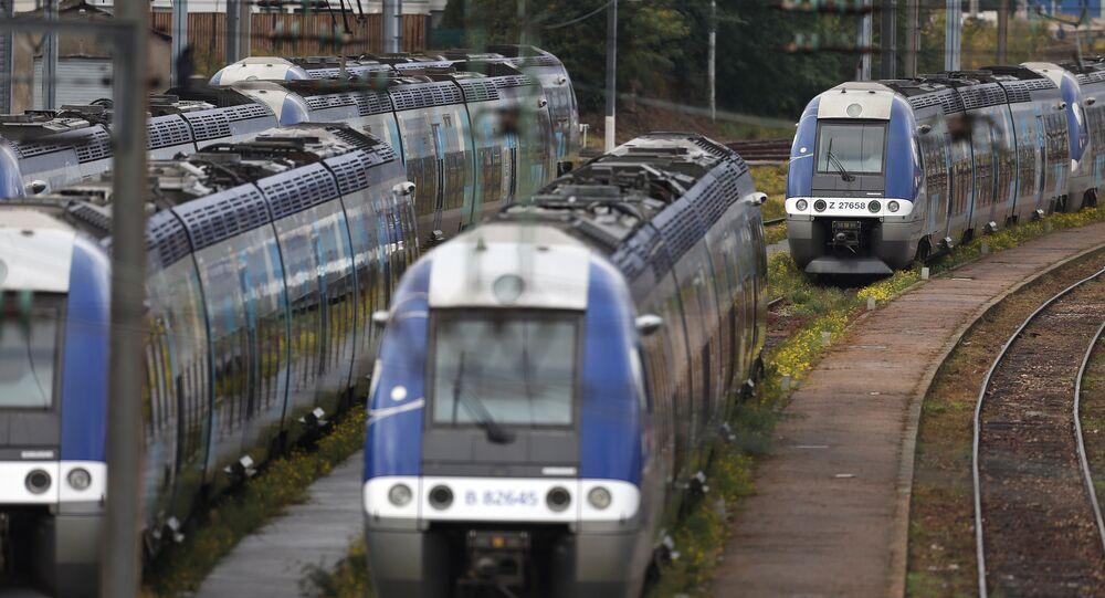 Rede ferroviária da França