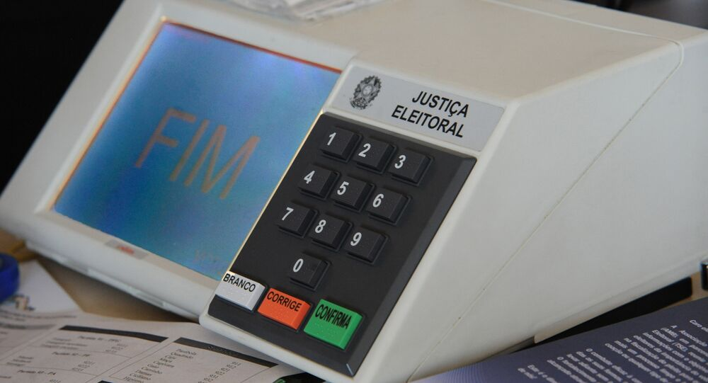 Urna eleitoral