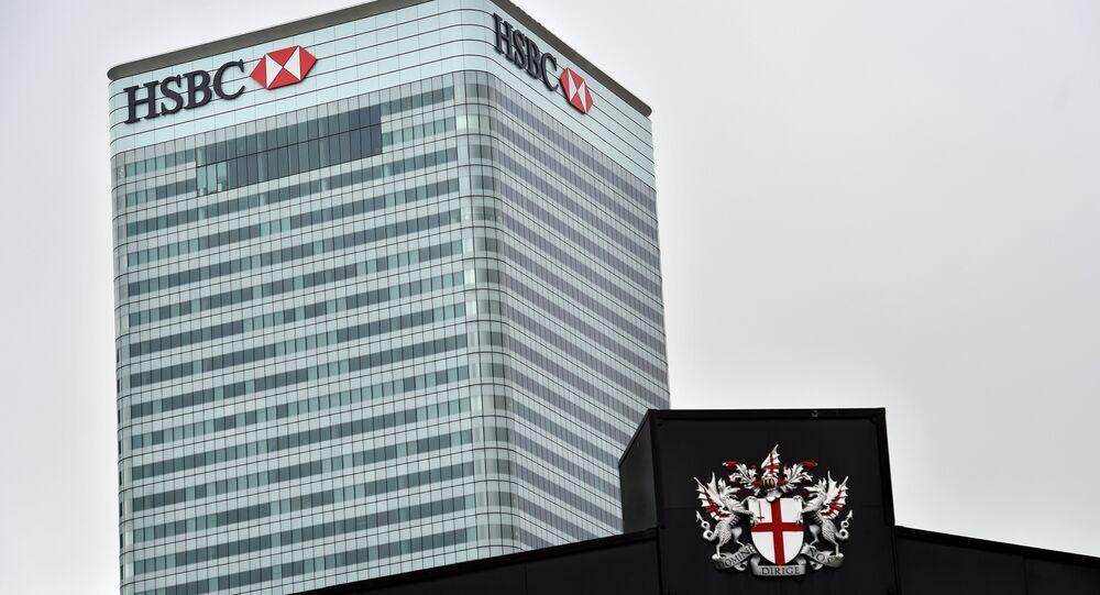 Sede do HSBC em Londres