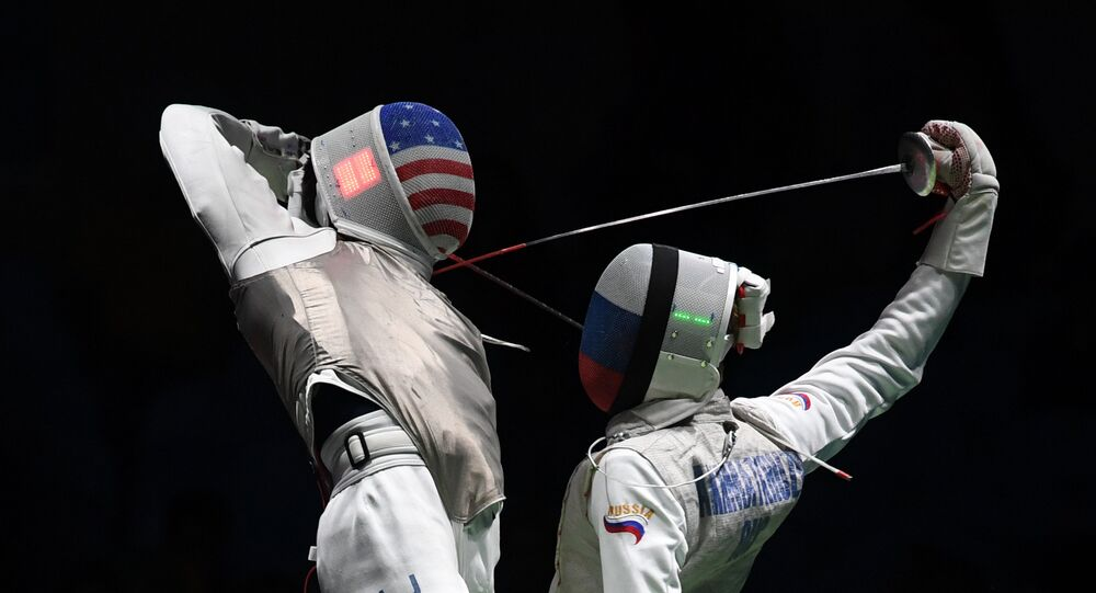 Combate entre Rússia e EUA