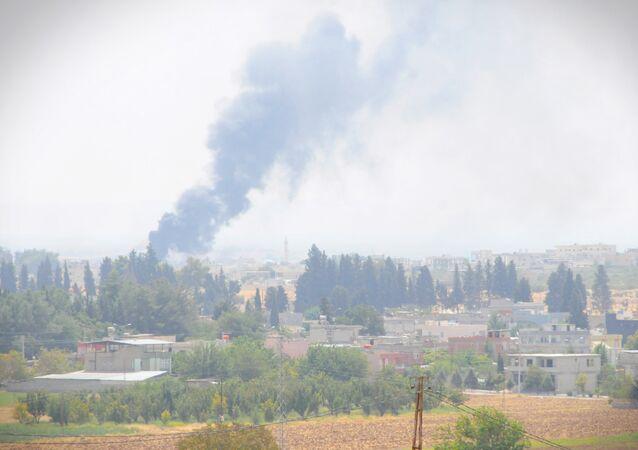 Jarablus, Síria