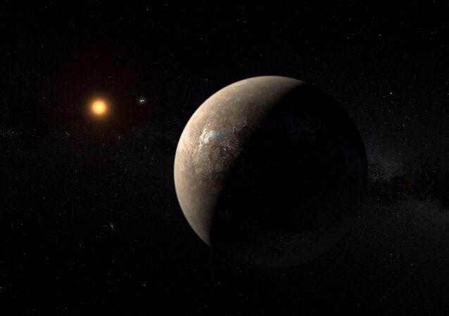 Planeta Proxima-B