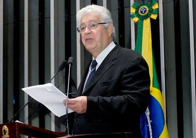 Senador Roberto Requião