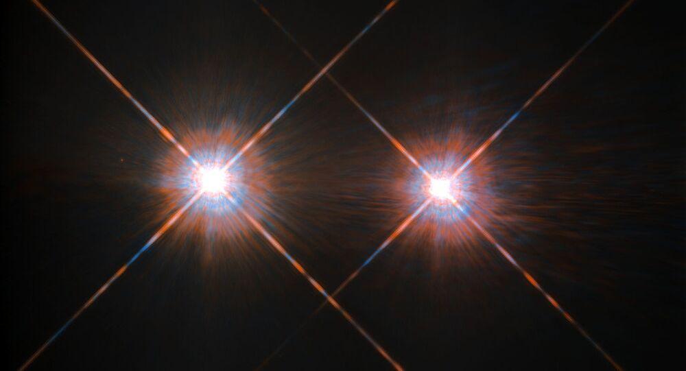 Estrela Alpha Centauri