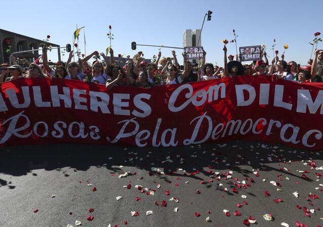 Dilma apoio