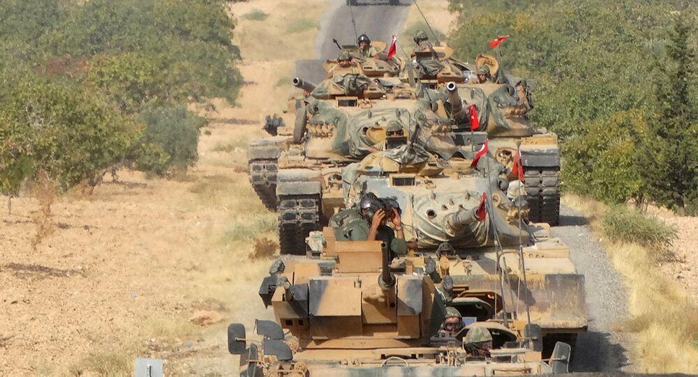 Ofensiva da Turquia na Síria