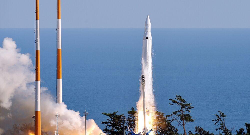 Lançamento de KSLV-1