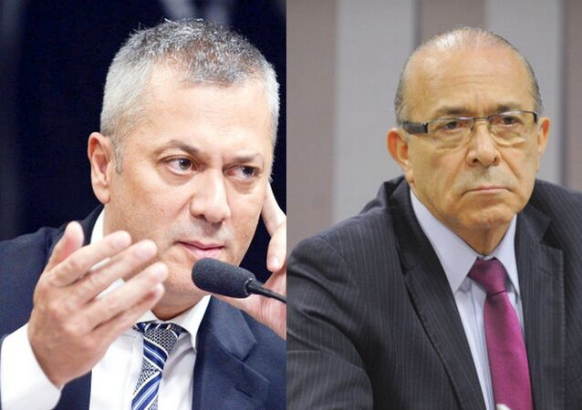Fábio Medina, deixa a Advocacia Geral da União após se desentender com Eliseu Padilha, ministro-chefe da Casa Civil