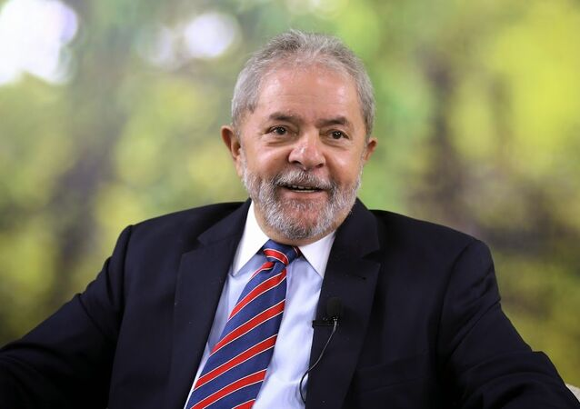 Luiz Inácio Lula da Silva, ex-presidente do Brasil.