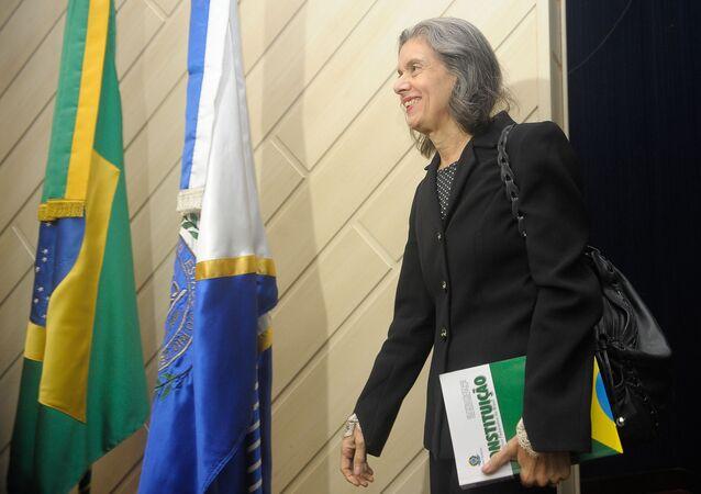Ministra do Supremo Tribunal Federal Cármen Lúcia