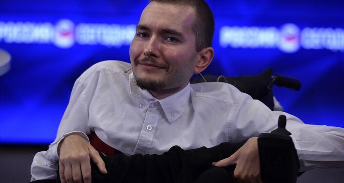 Valery Spiridonov, candidato ao primeiro transplante de cabeça da história