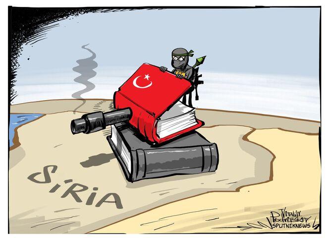Da Turquia com jihad