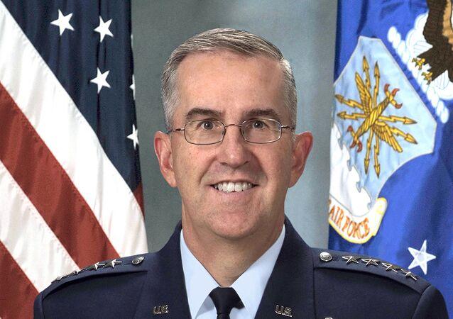 General dos EUA John E. Hyten