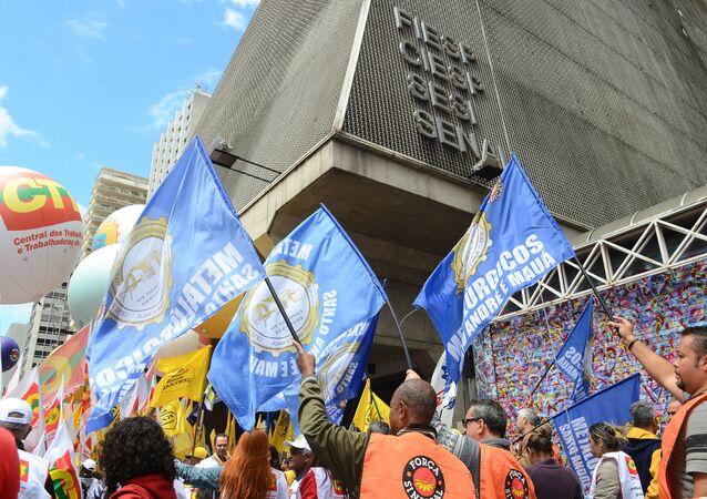 Protestos SP