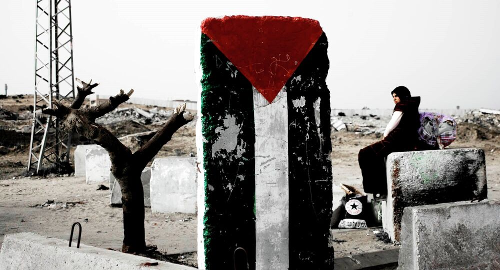 Fronteira entre a Faixa de Gaza e Israel