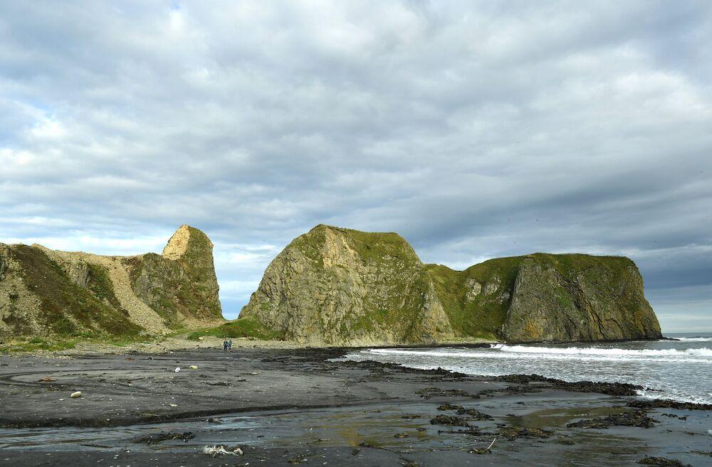 Ilha Kunashir