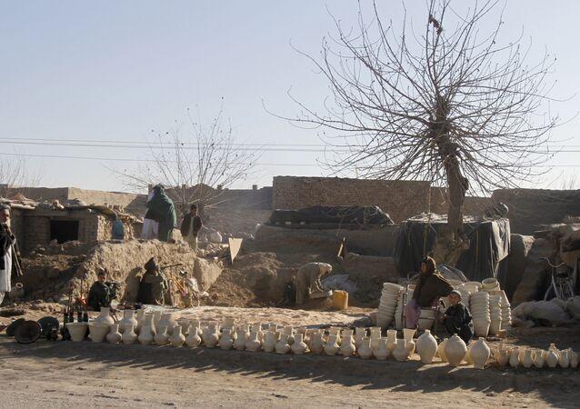 Vida cotidiana em Kandahar, Afeganistão