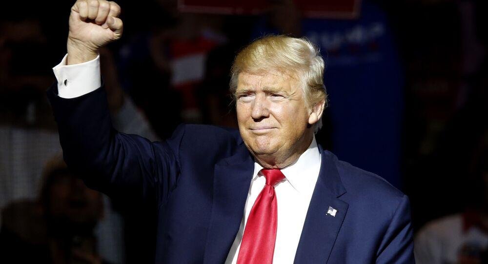 Donald Trump (foto de arquivo)