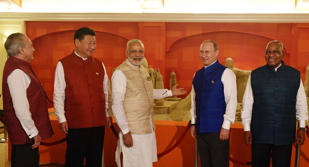 BRICS em Goa, Índia