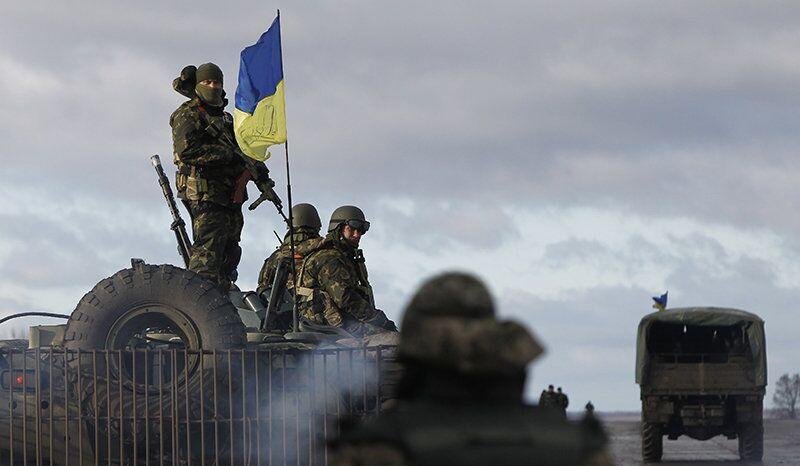 Forças Armadas ucranianas (foto de arquivo)