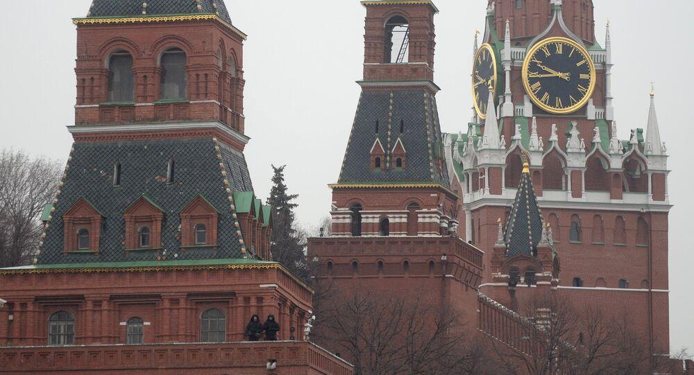 Kremlin, Moscou