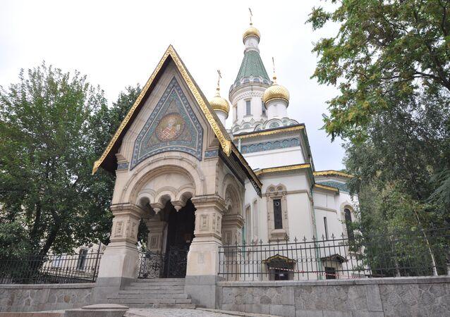 Igreja Russa na Bulgária, Sofia