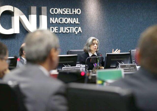 Ministra Carmen Lucia