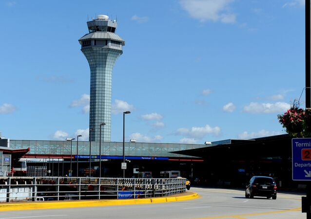 Aeroporto Internacional O'Hare, Chicago