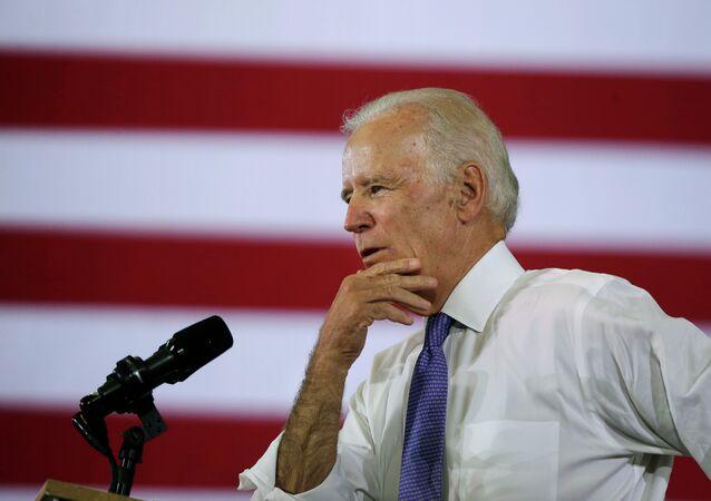 Vice-presidente dos EUA, Joe Biden
