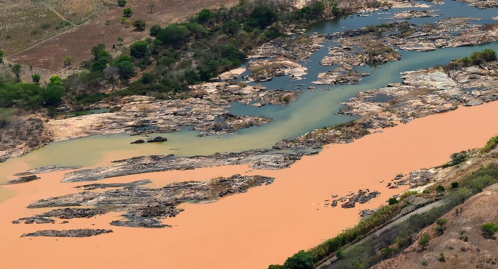 Rompimento de barragem em Mariana provocou danos ambientais imensuráveis
