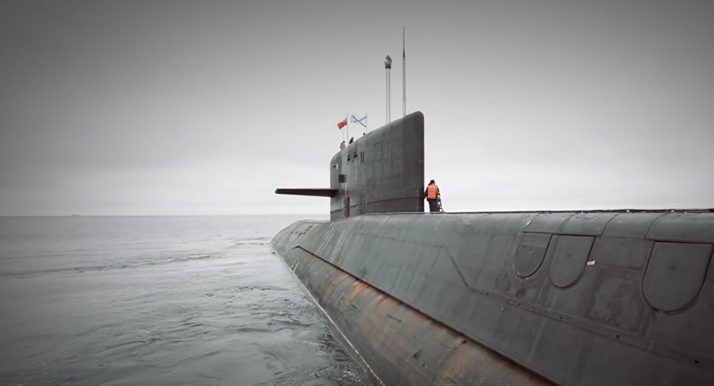 Submarino nuclear russo BS-64 Podmoskovie