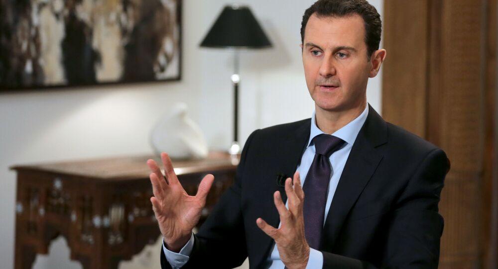 Assad ONU