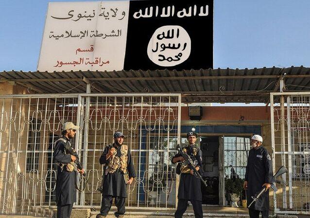 Militares do estado islâmico
