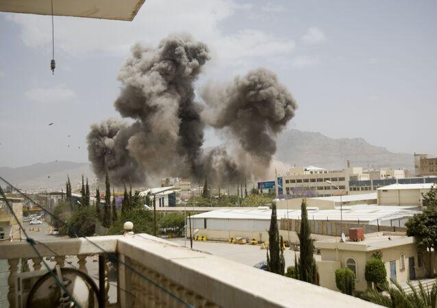 Situação no Iêmen (foto de arquivo)